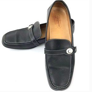 Coach  Leann Loafers Made In Italy  7.5B US